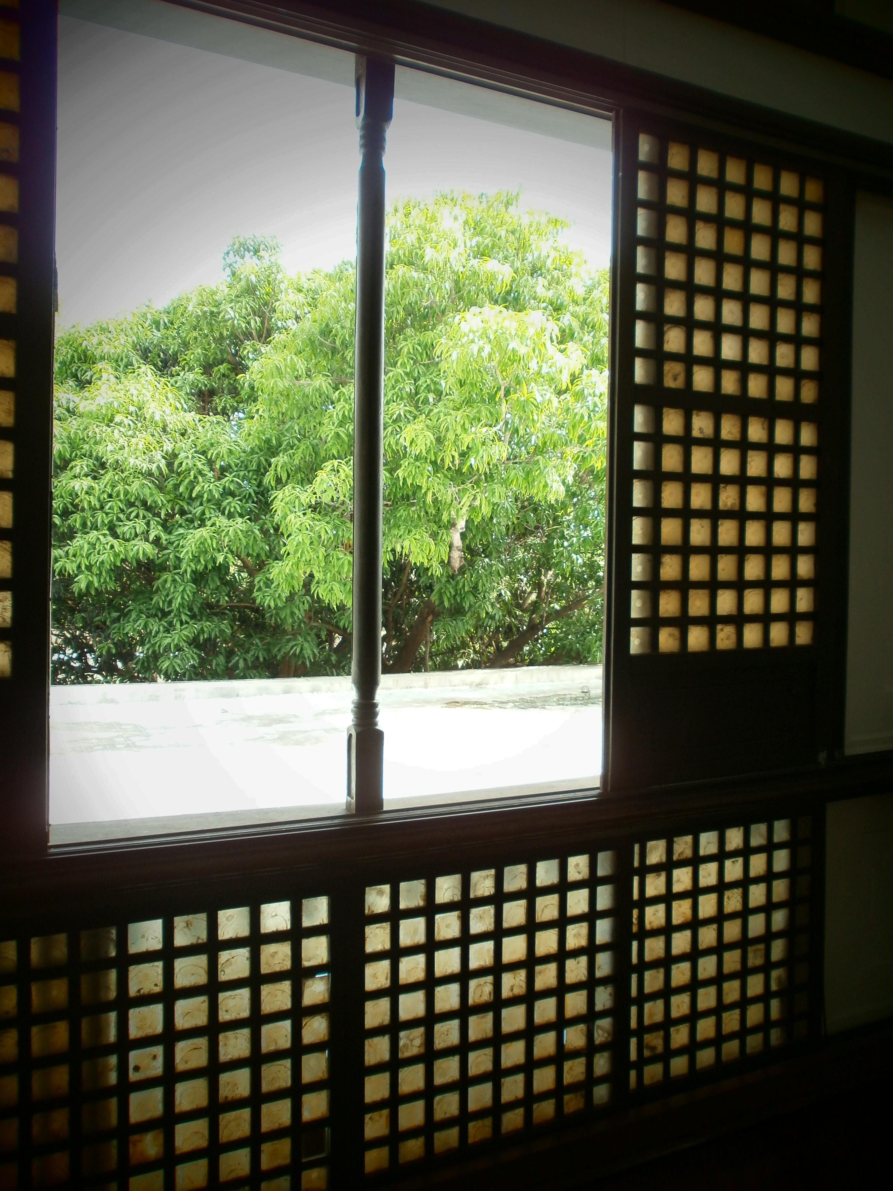 Ilocos trip part 3 i am aimee diego for Capiz window