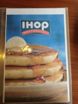 IHOP and some behind-the-scenes