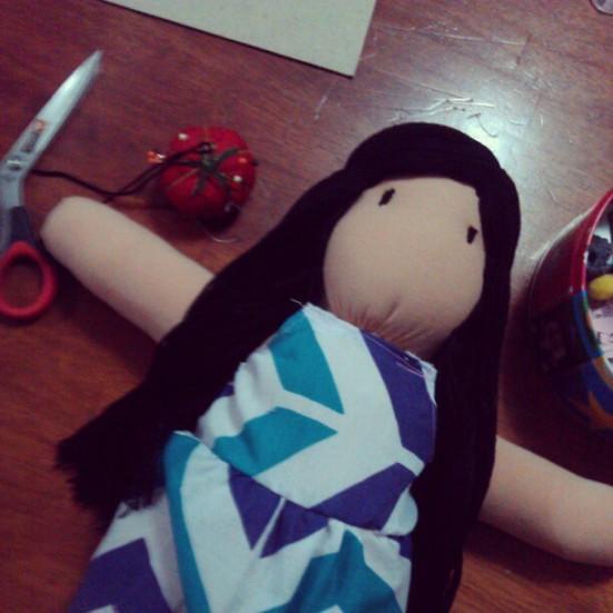 Waldorf Doll